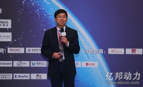 世界工厂网CEO乔景亮